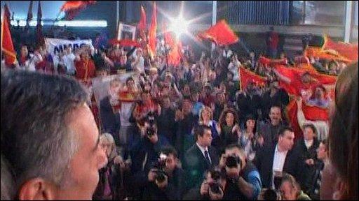 Montenegro elections