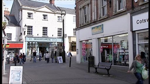 Shops in Stroud