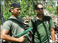 Tiger rangers