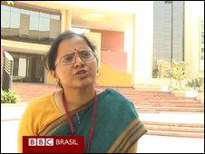 IT manager Lakshmi