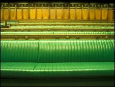 Seats in the House of Commons