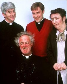Father Ted, Channel 4