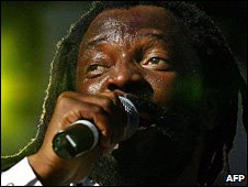 Lucky Dube (Photo: July 2005)
