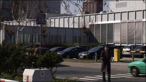 Opel headquarters
