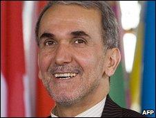 Mohammad Mehdi Akhoondzadeh