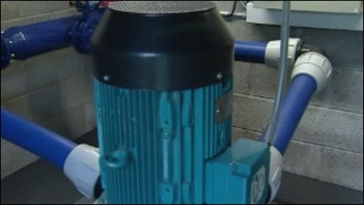 Hydro power generator