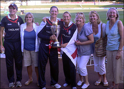 Players and mums