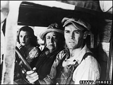 Scene from Grapes of Wrath