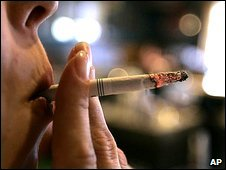 Smoker (file image)