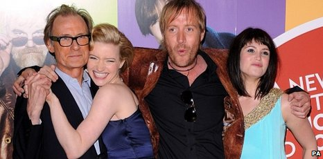 Bill Nighy, Talulah Riley, Rhys Ifans and Gemma Arterton
