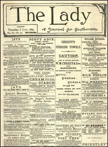 Front cover 6 June 1889