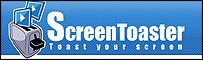 ScreenToaster website