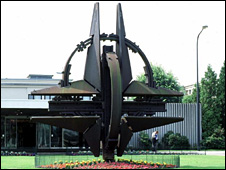 Nato sculture