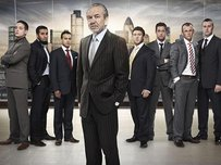 Sir Alan Sugar and the male apprentices