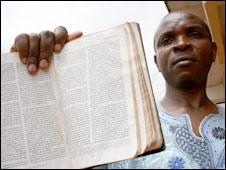 Pastor Cosmos Aneke Chiedozie