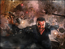 Liev Schrieber in X Men Origins: Wolverine
