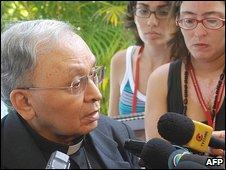 Archbishop Jose Cardoso Sobrinho