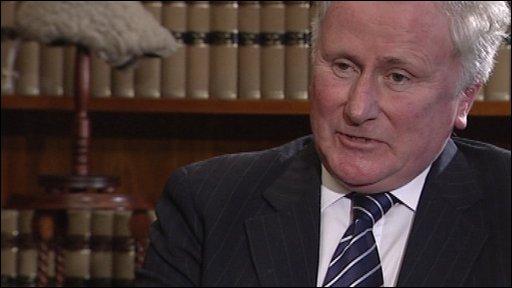 Sir Brian Kerr