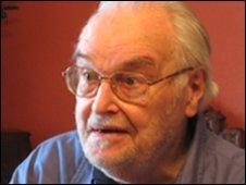 Ernest Millington in 2005