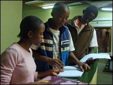 Lindela Mabuza, Khulekani Mamba, Thabo Shabangu