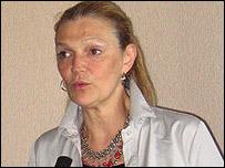 Dra. Lilián Corra, presidente de la Asociación Argentina de Médicos por el Medio Ambiente