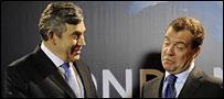 Фоторепортаж: саммит ''двадцатки'' в Лондоне