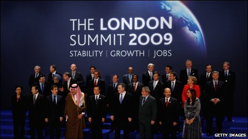 World leaders at the G20 summit