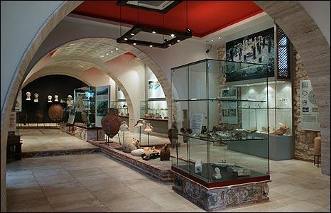 Butrint Museum (pic: Butrint Foundation)