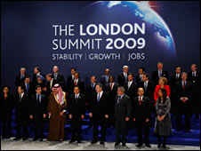 Group photo from the G20 summit