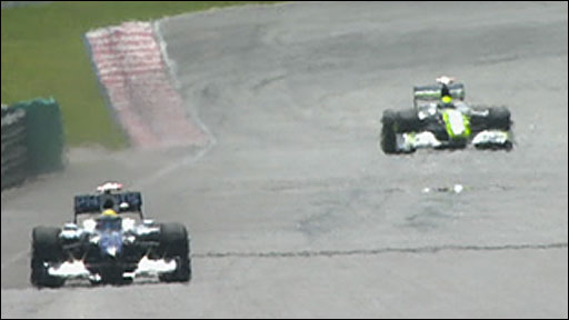 Williams&amp;apos; Nico Rosberg