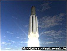 Angara-7 launch (Anatoly Zak/Russianspaceweb.com)