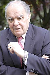 Enrique Iglesias, secretario general iberoamericano