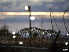 Guantanamo Bay prison camp