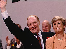 Neil Kinnock in 1991