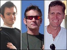 victims of helicopter crash