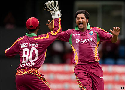 Denesh Ramdin and Ravi Rampaul