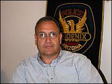 Phoenix Police Sergeant Tommy Thompson