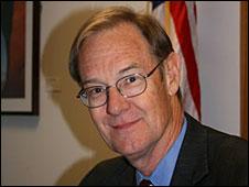 Arizona Attorney General Terry Goddard