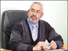Dr Hassan Khalaf, Deputy Health Minister, Hamas-run administration