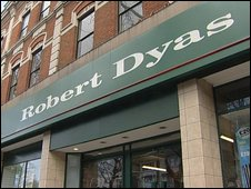 Branch of Robert Dyas