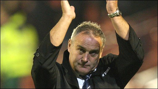 Cardiff boss Dave Jones