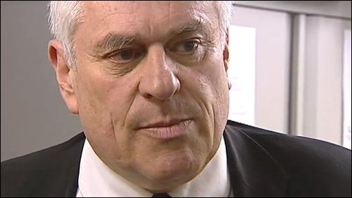 Cardiff chairman Peter Ridsdale