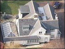 Geoff Hoon's Derbyshire house