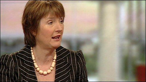 he Minister for Women and Equality, Harriet Harman