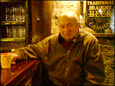John Coleman, the owner of the pub