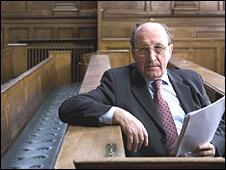 Professor Sir Neil MacCormick (Pic: Laurence Winram, Edinburgh University)