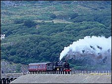 Picture of the Cambrian Coast line