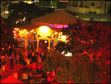 The Famous Spiegeltent