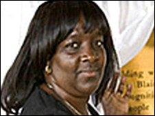 Mary Kayitesi Blewit