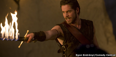 Sean Maguire as Kr�d M�ndoon